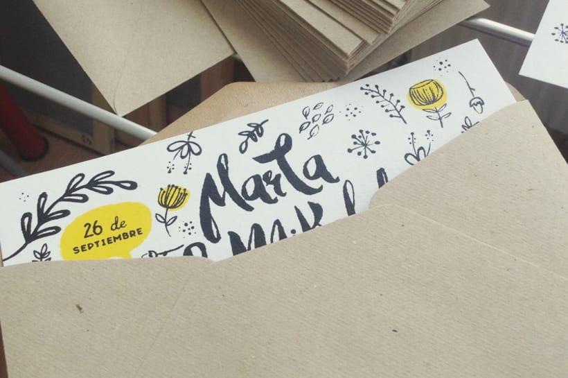 Invitación de Boda MARTA & MIKELATS 3