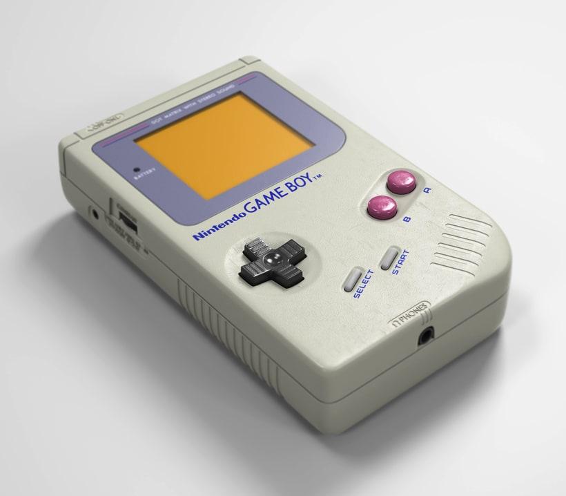 Nintendo GAME BOY 1