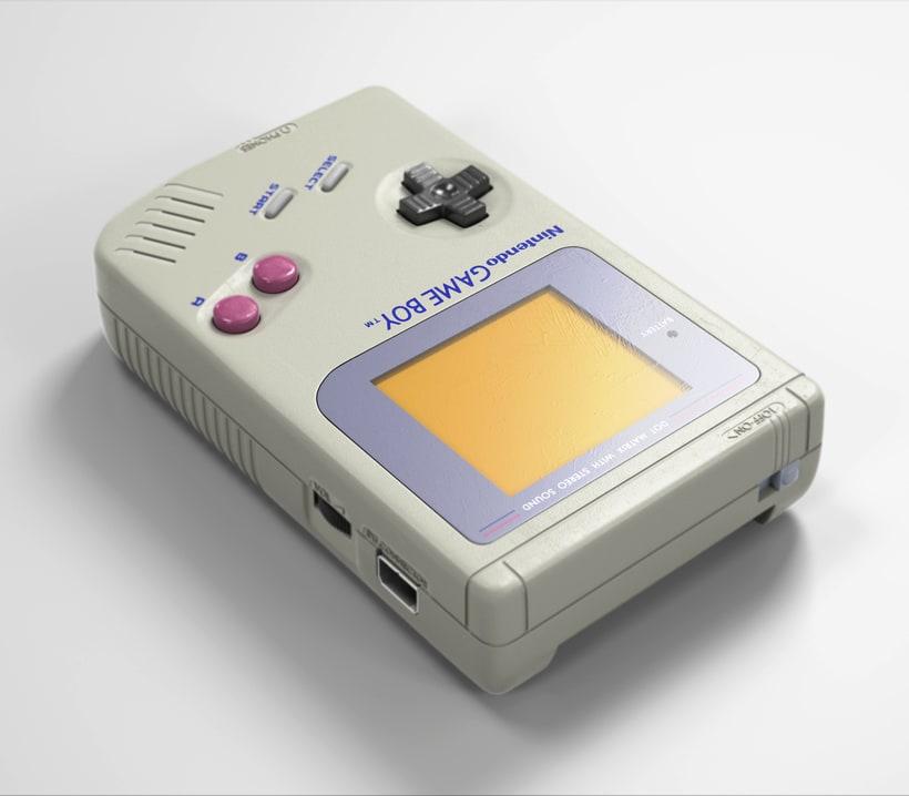 Nintendo GAME BOY 3