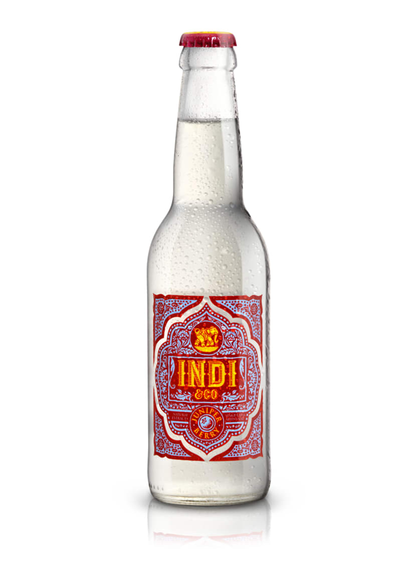 INDI&CO. Nueva familia de refrescos. 2