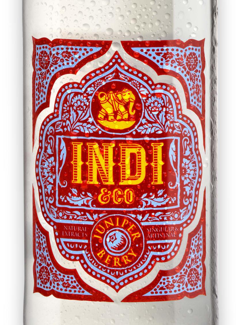 INDI&CO. Nueva familia de refrescos. 3
