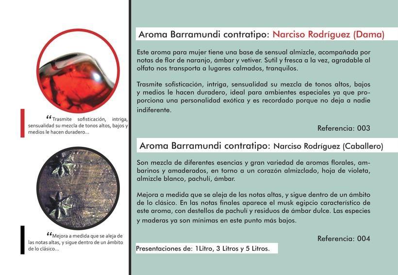 Catálogo Aromas Barramundi 2015 2