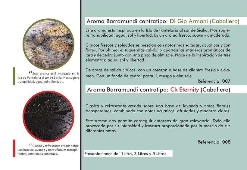 Catálogo Aromas Barramundi 2015 4