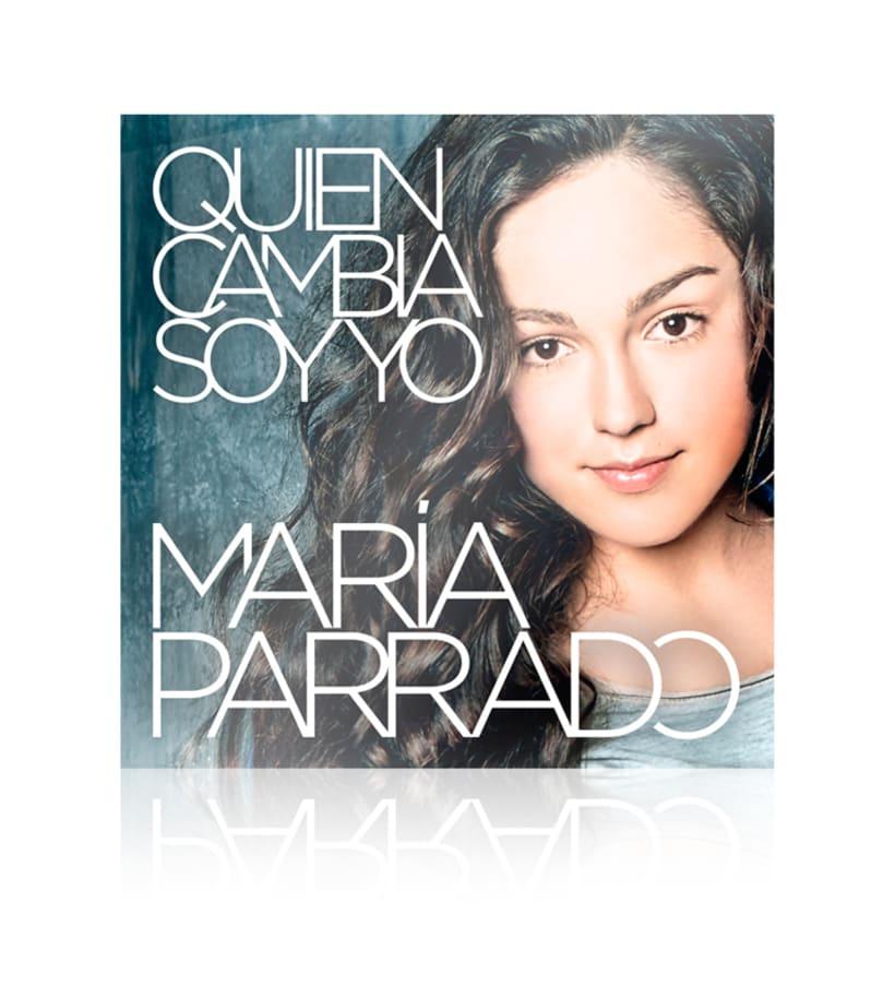 Universal Music - María Parrado 0
