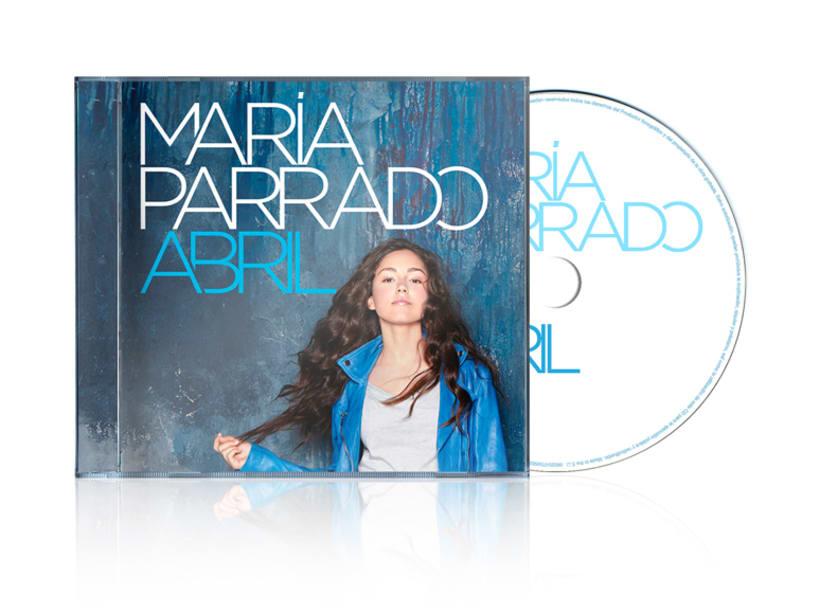 Universal Music - María Parrado 1