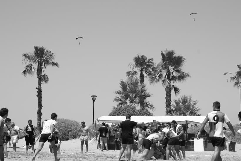 Rugby playa - Castellón -1