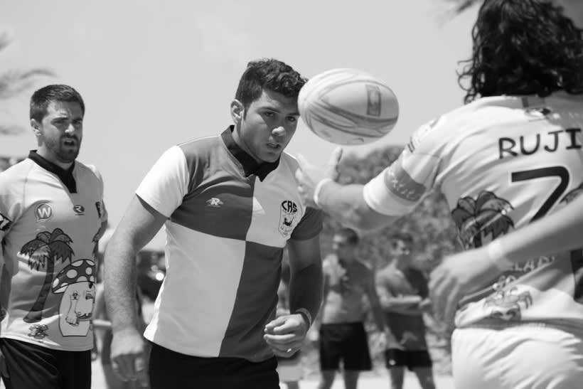 Rugby playa - Castellón 0