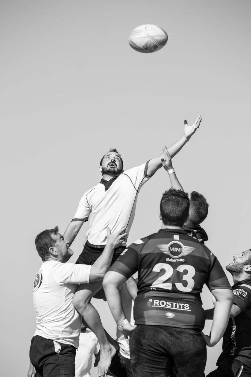 Rugby playa - Castellón 1