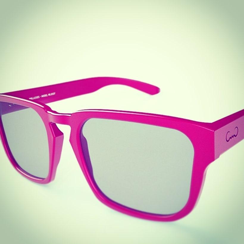 Sabes modelar en 3D? Te gusta la moda? Marca de gafas busca Product Manager Jr. 2