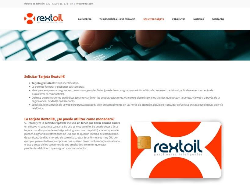 REXTOIL GASOLINERAS INTELIGENTES 2