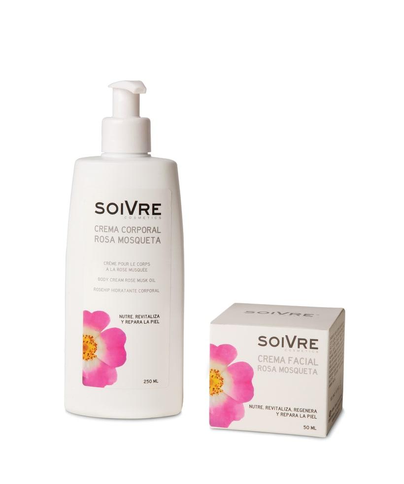 Crema Soivre Rosa Mosqueta 0