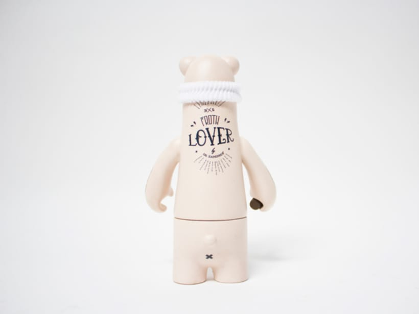 Froth Lover for Brew Toys Exhibition. 3