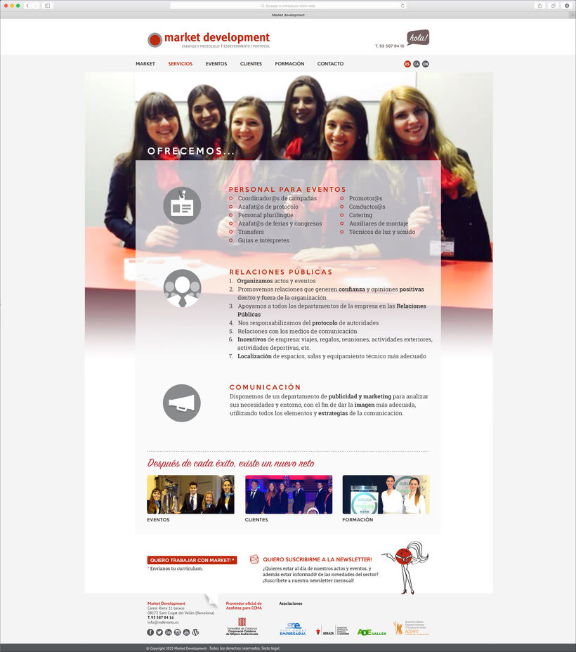 MD Events | Web 1