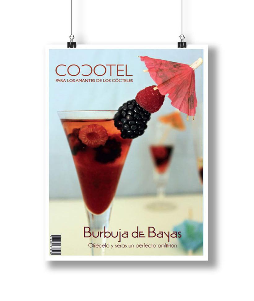 Cocotel - revista de cócteles 1