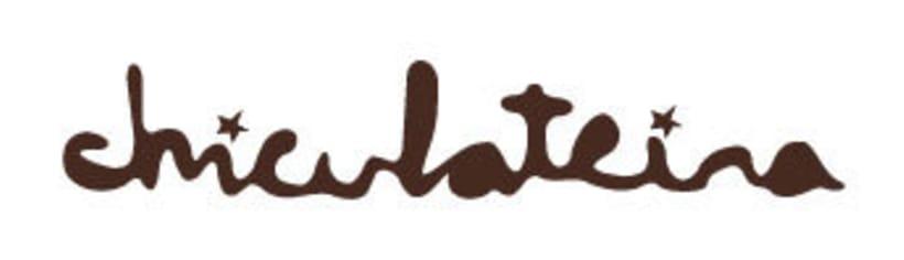 Logotipo Chiculateira (proyecto para obrador y tienda de chocolate) -1