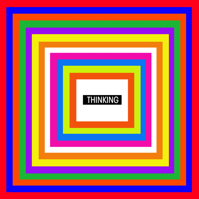 """THINKING"" 0"