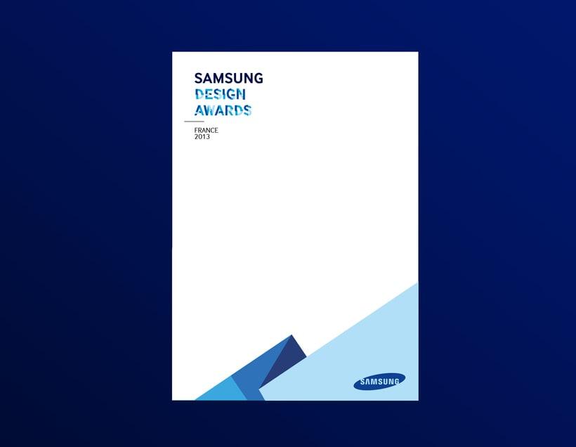 Samsung Design Awards. France 2013 7