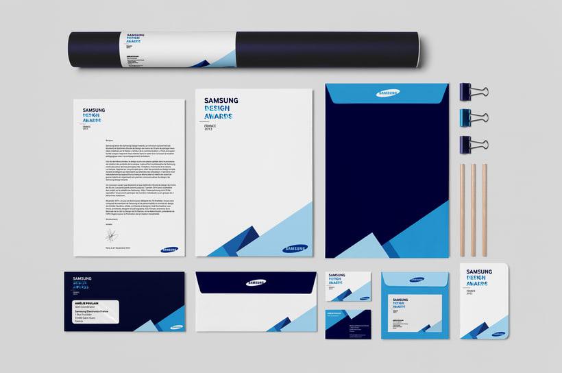 Samsung Design Awards. France 2013 3