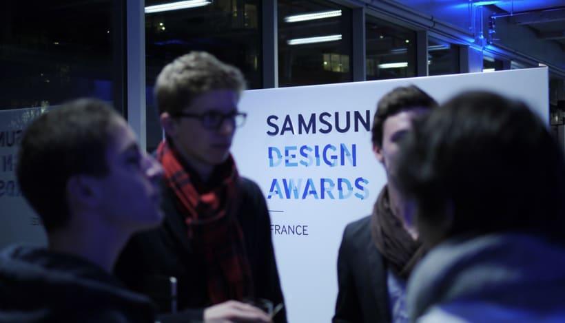 Samsung Design Awards. France 2013 11