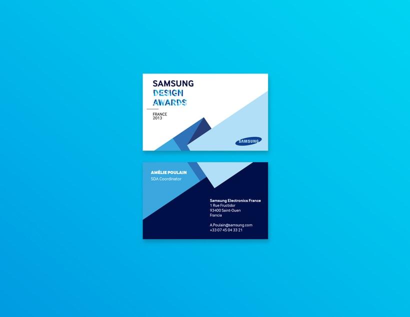 Samsung Design Awards. France 2013 4