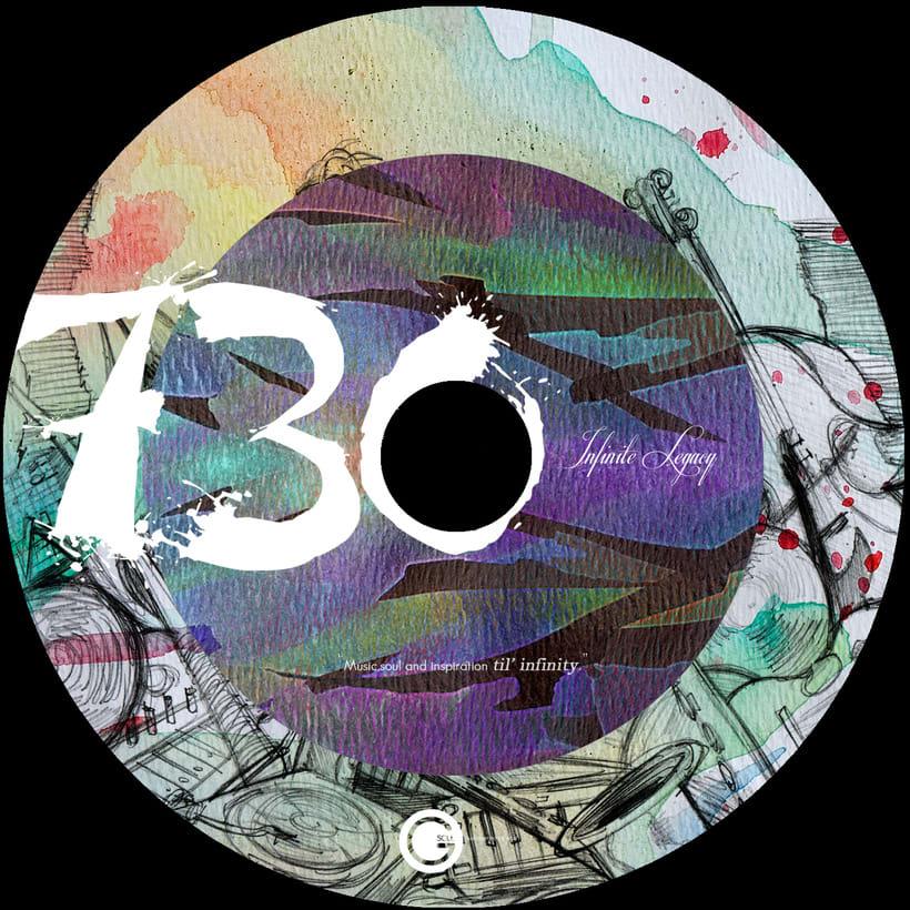 """G-Soul  """"730"""" (CD) 3"""