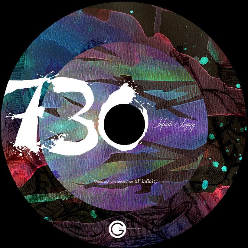 """G-Soul  """"730"""" (CD) 4"""