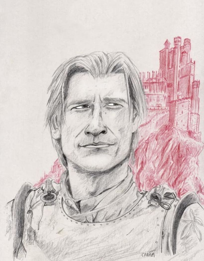 Game of Thrones Portraits 11