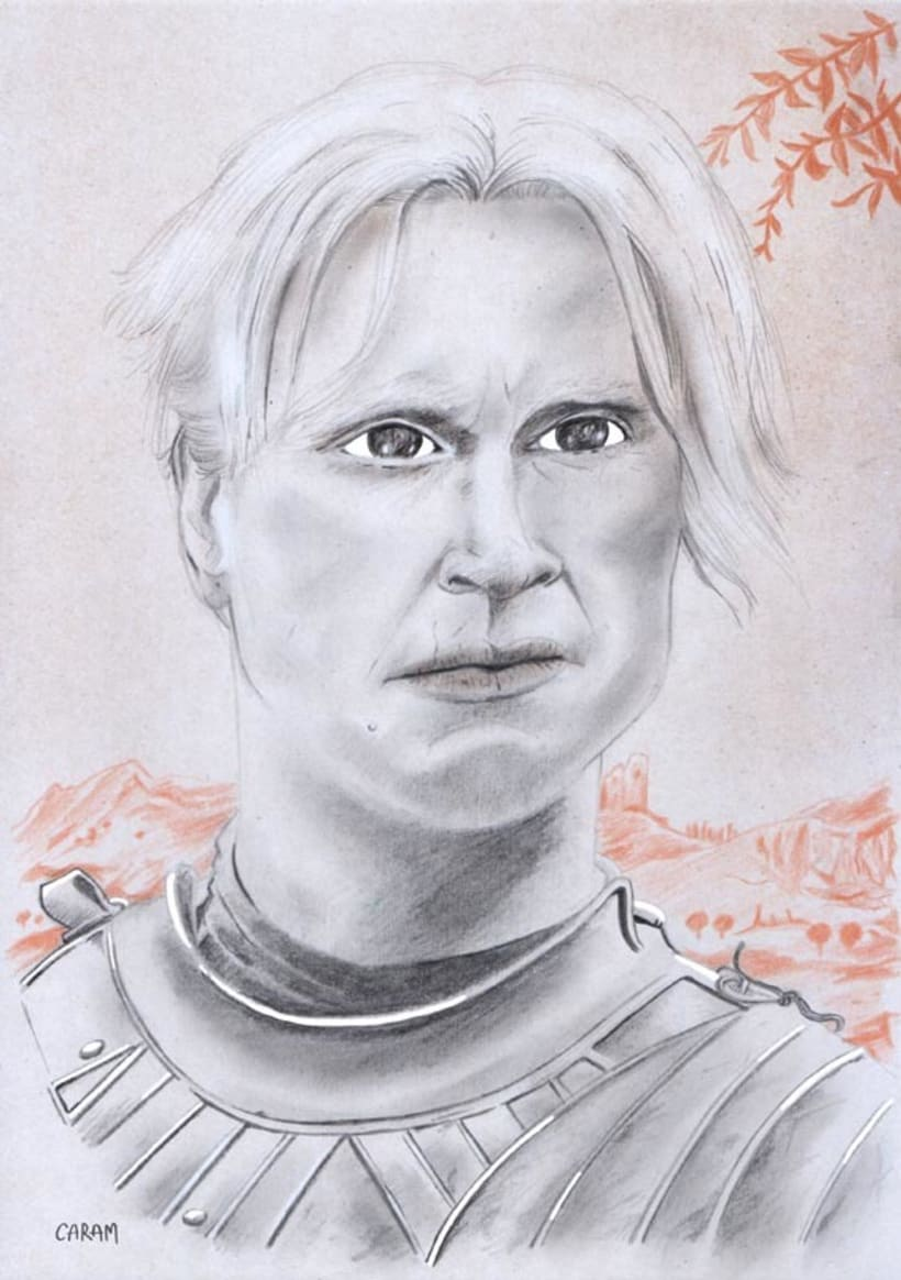 Game of Thrones Portraits 13