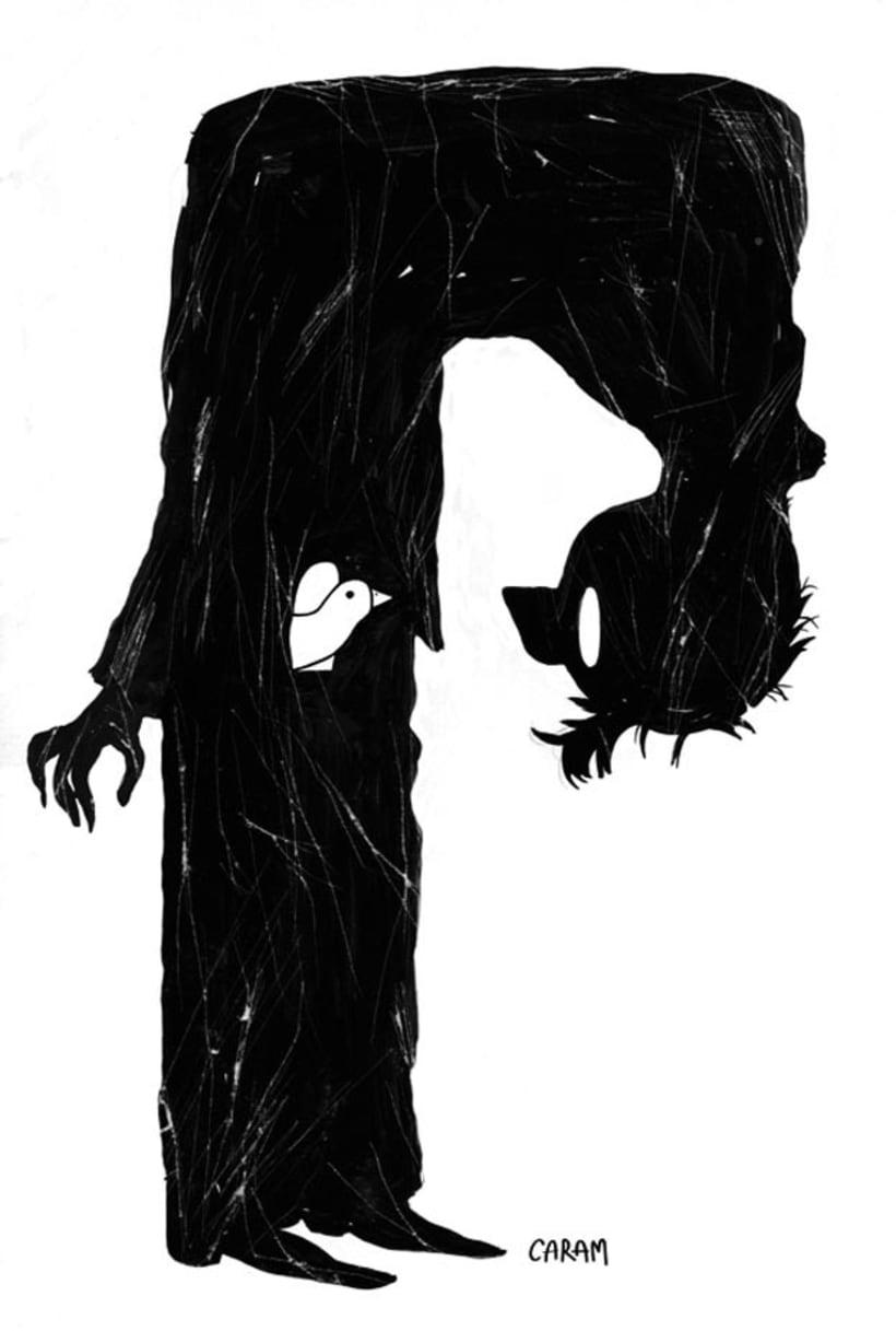 People in black 1