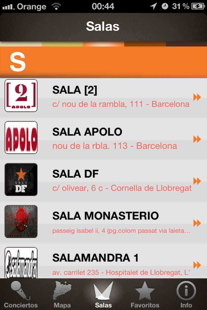 InfoConecerts - ASACC: ASSOCIACIÓN DE SALAS DE CONCIERTOS DE CATALUÑA 2