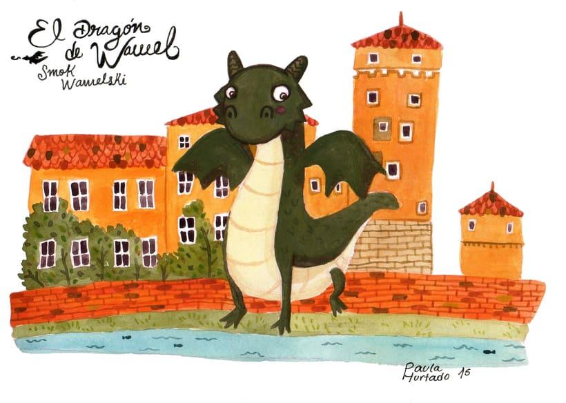 El Dragón de Wawel 0