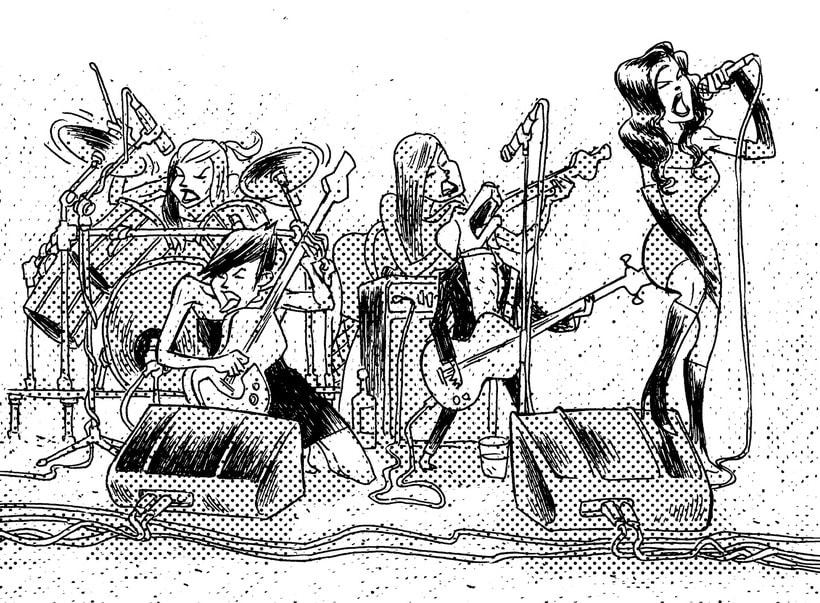 Garret y sus mariachis 3