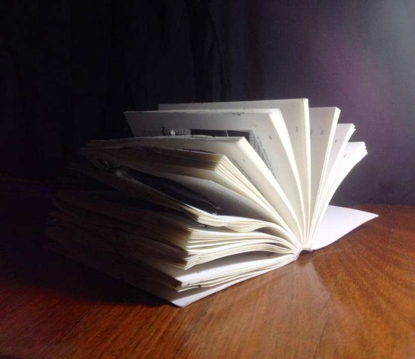 Libro de artista 2