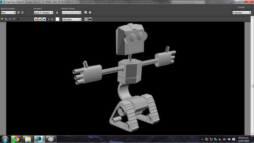 Robot 3D -1