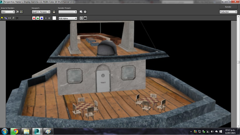 Barco 3D 0