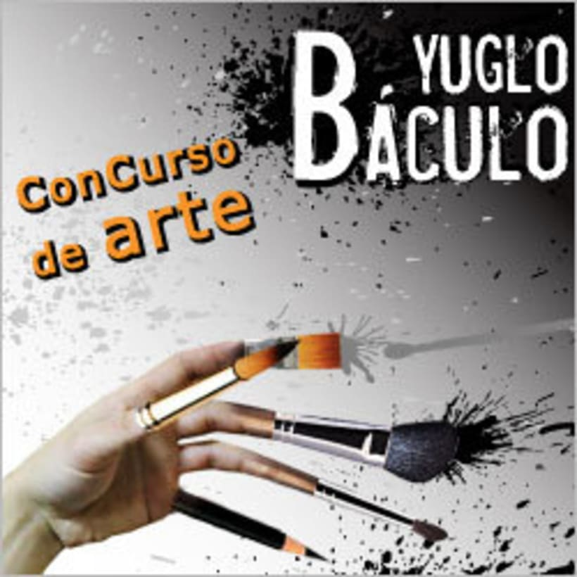 Yuglo Báculo - concurso de Arte 2