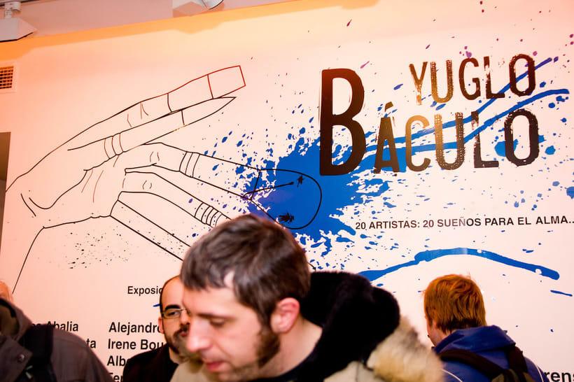 Yuglo Báculo - concurso de Arte 5