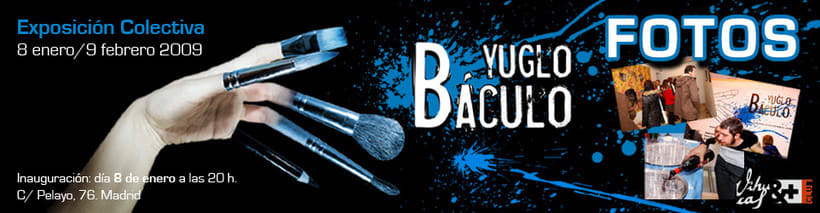 Yuglo Báculo - concurso de Arte 6