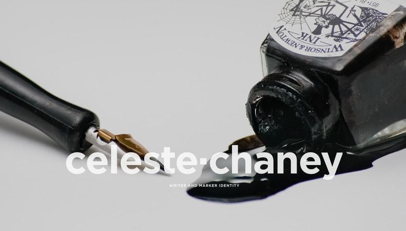 Celeste Chaney - Branding 0