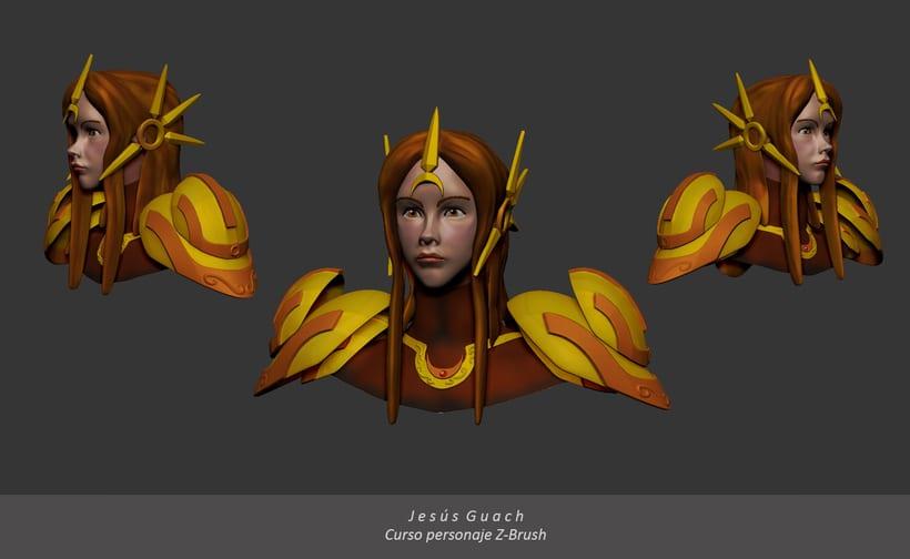 Mi Proyecto del curso Modelado de personajes en 3D -1