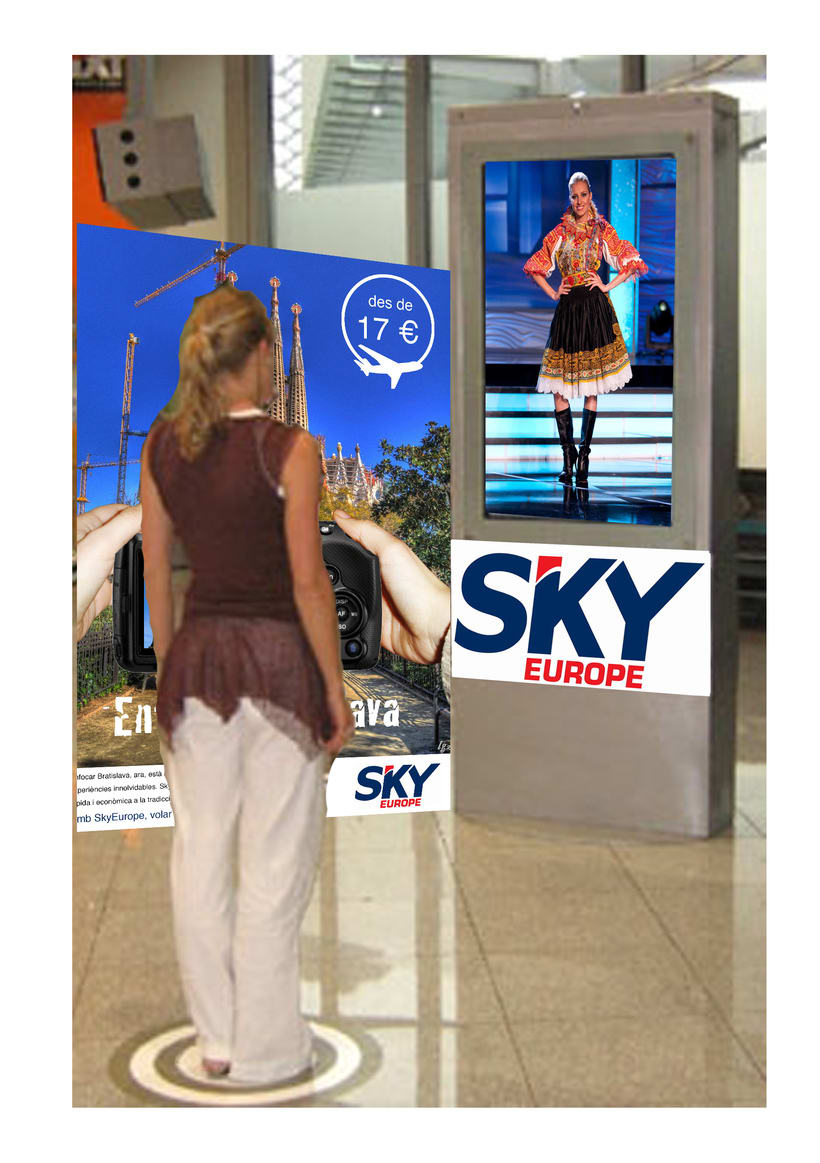 Trabajos universidad: Sky Europe 7