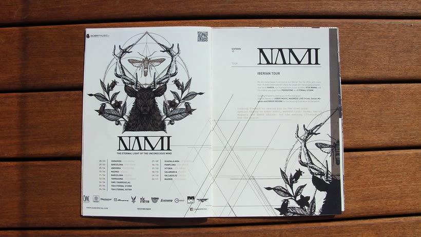Nami's Magazine 0