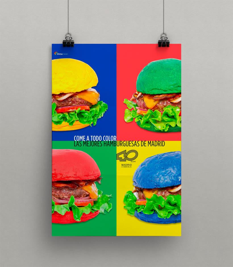 Come a todo color 3