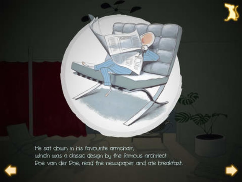 What mice eat? An interactive story ebook.  2