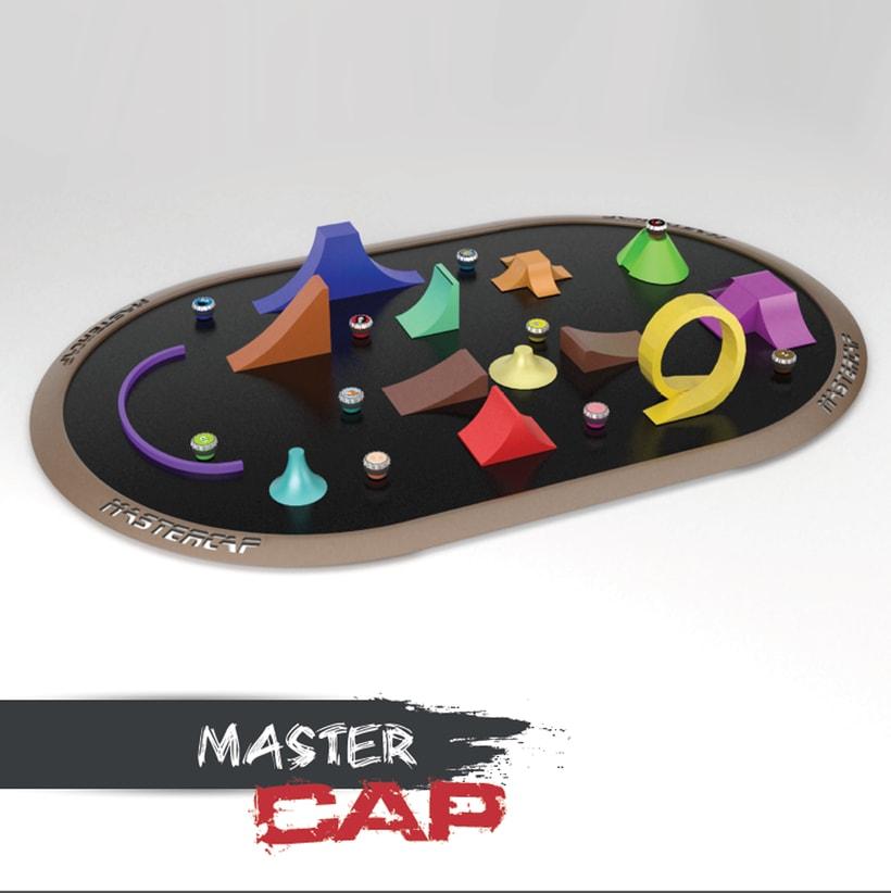 Master Cap 0