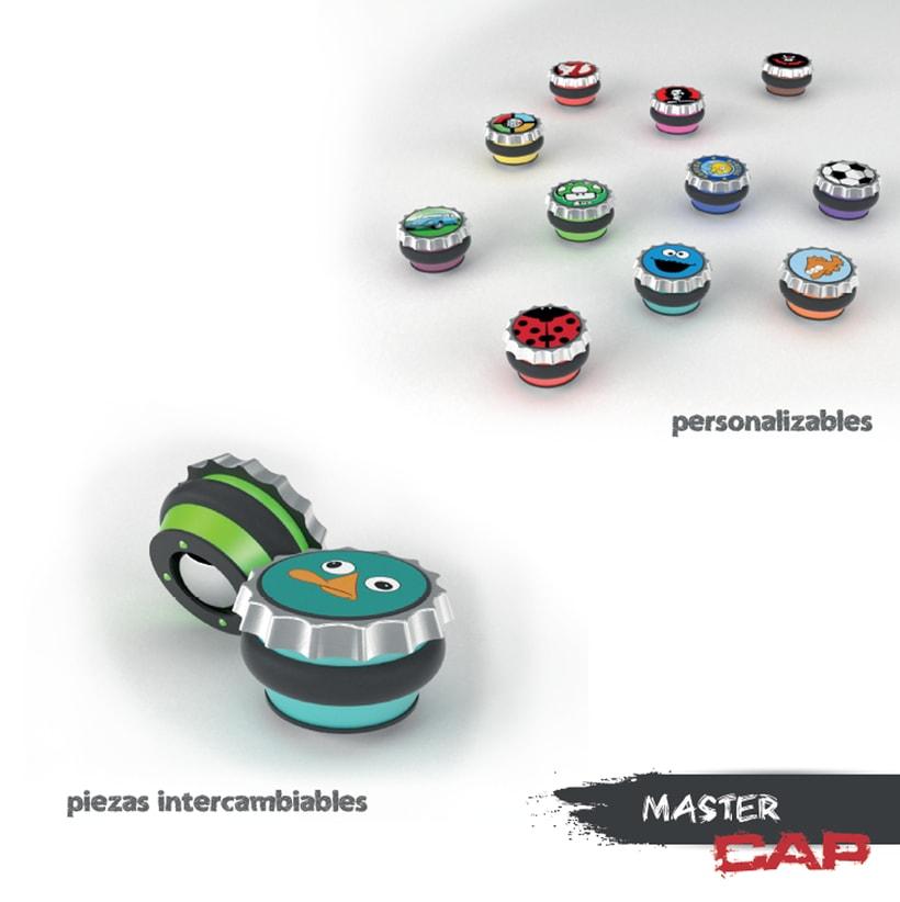 Master Cap 1