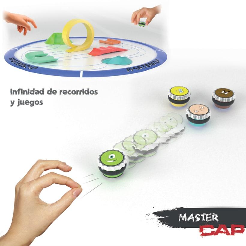 Master Cap 3