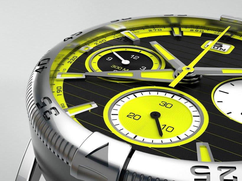 Familia relojes náuticos 2