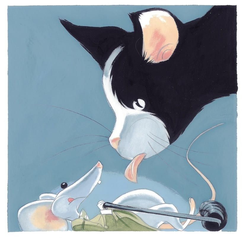 What mice eat? An interactive story ebook.  11