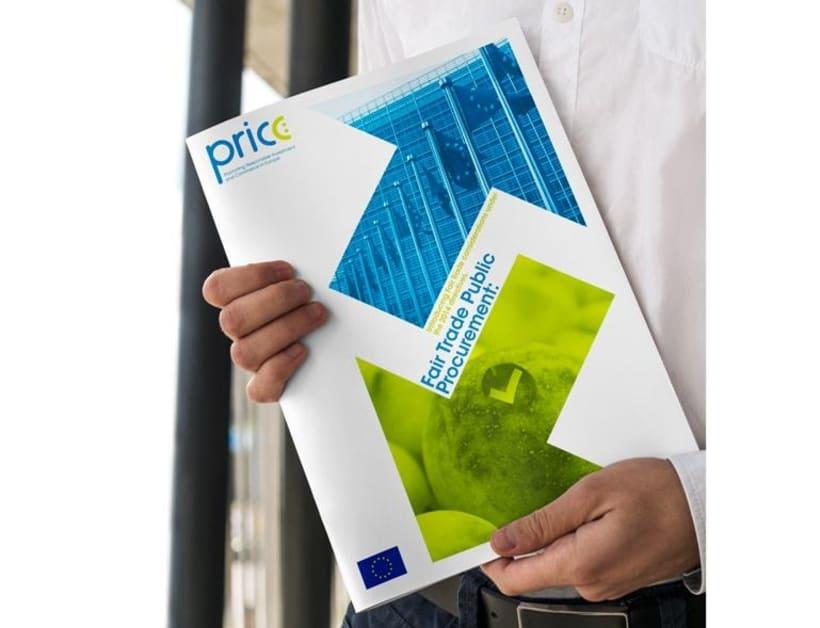 Maquetación y diseño de Guía Temática del proyecto PRICE 0